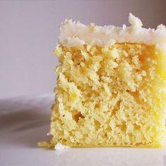 Gluten Free Coconut Flour Orange Cake with Coconut Oil Frosting Recipe - Key Ingredient