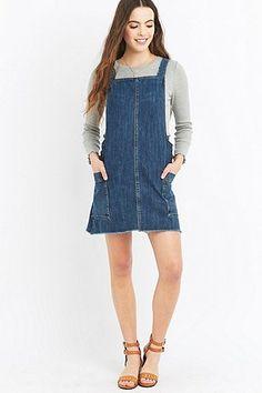 Bdg denim dress urban outfitters
