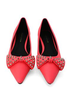 spikes and bows flats!