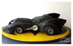Batmobile Cake made by J Cake
