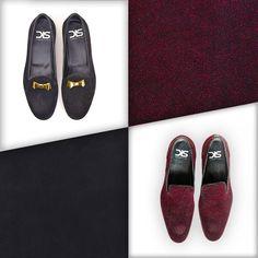 Friday special! Lucrezia e Casanova versione elegante: le nostre scarpe la vostra tela bianca...  #tgif #weekend #wearDIS