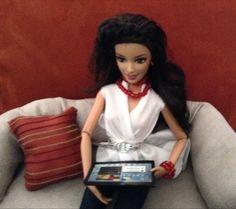 EPISODIO 42.COMO HACER UNA TABLET PARA MUÑECAS BARBIE Y7 MONSTER HIGH Barbie Doll Accessories, Doll Stuff, Monster High, Fashion Dolls, Barbie Dolls, Fashion Ideas, Crafting, Diy, Style