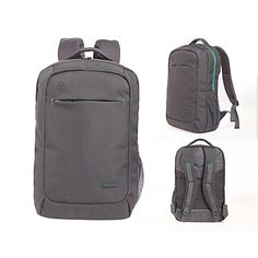 9a55ebb45fc3 BRINCH(TM) 15.6 Inch Unisex s Daily Waterproof Backpacks Canvas Laptop  Softback School College Teen