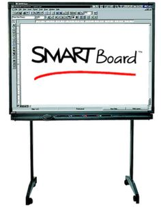Smart Boards are awesome because teachers are able to use this as a visual aid and also a kinesthestic. The students can be able to come up to the board and touch it, and write on it so other students can also see what they are doing.