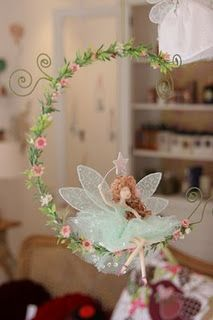 Flower Petal Faerie...By Artist Unknown...