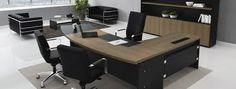 Resultado de imagem para mesa de escritorio alto padrão