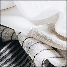 City Linen (lescreations.com): urban #monochrome #linen #interior #interiordesign #home #homedesign #homedecor #decor #decoration #homesweethome #lovely #cute #textiles #textildesign #fabric #pattern #texture