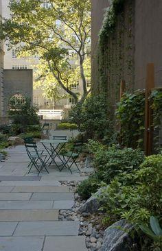 Pocket Park / Starr Whitehouse Landscape Architects and Planners - New York - Landscape Architects