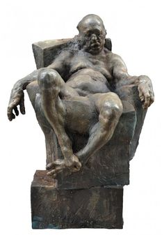 Image result for male anatomy planar statue
