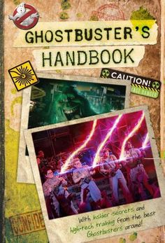 Do you have what it takes to be a Ghostbuster? Find out in this must-have guide…