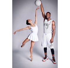 ballet, Basketball, and dance afbeelding