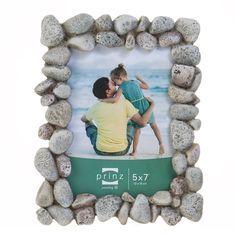 Prinz Beach Rocks Resin Frame, 5 by 7-Inch *** Read more  at the image link. (This is an affiliate link and I receive a commission for the sales)