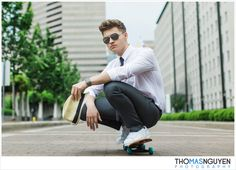 Thomas Nguyen Photography - Cincinnati, Oklahoma City Senior Session, Cincinnati Senior Photographer, H&M
