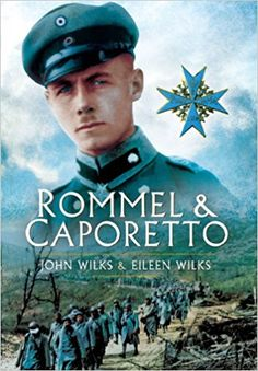 Austro-German attack at Caporetto in 1917 produced a full scale breakthrough which forced the Italian armies to retreat from near the Austrian frontier to within twenty miles of Venice. Young Lieutenant Rommel had the good fortune to be part of one of the German units which led the attack on the Italian positions