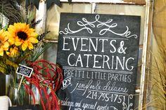 Pretti Little Parties Events and Catering Luscombe Farms Bridal Show Bridal Show, Farms, Art Quotes, Catering, Parties, Events, Fiestas, Homesteads, Catering Business