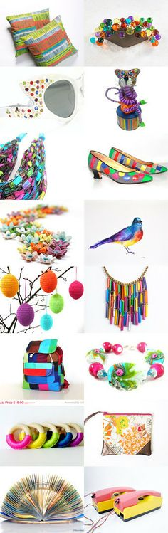 Carnaval! by Sharon on Etsy--Pinned with TreasuryPin.com