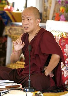 "To reject your aggression is a weakness ~ Dzongsar Khyentse Rinpoche http://justdharma.com/s/web69  As a Buddhist, you have been taught that aggression is generally considered to be a negative emotion. Therefore your immediate reaction to any aggressive tendency or thought that arises in your mind will be to reject it. And you reject it because you are in love with your ""self,"" which makes you an egoist. As an egoist, you do not want aggressive feelings or jealousy or any of the other…"