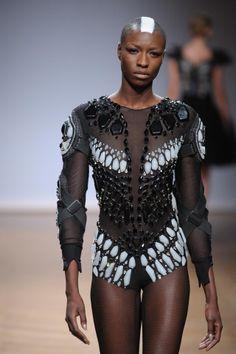 Haute Couture On Aura Tout Vu SS14 Paris Fashion Week