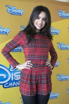 Sofia Carson Meets The 'Descendants' Evie Doll!: Photo Sofia Carson is pretty in plaid as she attends a photo call for Descendants at Disney Channel Studios in Madrid, Spain on Thursday morning (June The Hollywood Celebrities, Beautiful Celebrities, Female Celebrities, Fort Lauderdale, Sophia Carson, Rockabilly Outfits, Disney Stars, In Pantyhose, Disney Girls