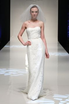 edf2ecf425 Stewart Parvin creates the most elegant wedding dresses. The most glamorous  wedding gowns by Stewart Parvin