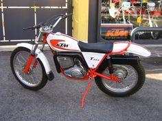 KTM 325 TRIAL 1978
