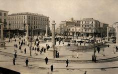 Omonoia Square in the 1930