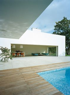 Indoor pool einfamilienhaus  House in Yatsugatake by Kidosaki Architects Studio | Interior ...