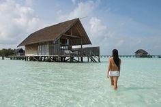 Take me to Cocoa Island in the Maldives