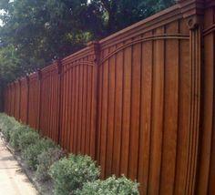 Cedar Fence, Fence Gates, Privacy Fences, Wood Fences, Fencing, Privacy Fence  Designs, Privacy Screens, Backyard Fences, Garden Fences