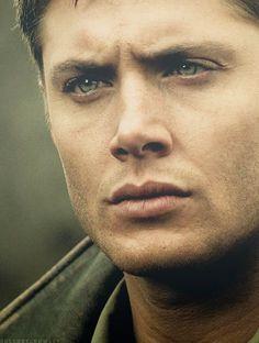 Omg that face!!! Jensen Ackles