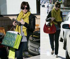 Green scarf Wordpress, Green