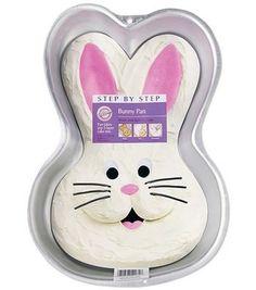 Wilton® Step-By-Step Pan-Bunny