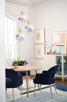 Lisen Dining Table #Anthrohome