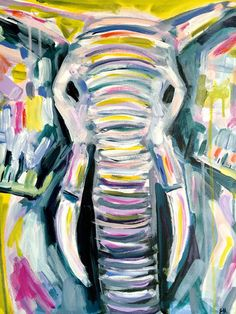 Elephant No. 1 – Evelyn Henson