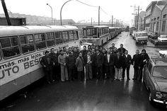 Badalona Huelga autobus - Foro del Seat 850 - FOTOS ANTIGUAS 850 - Seat 850
