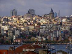 La Corne d\'Or, Istanbul   Favorite Places & Spaces   Pinterest