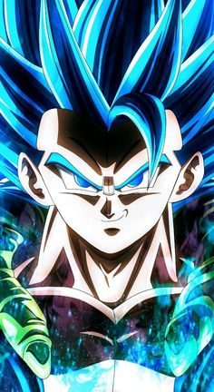 The world of Dragon Ball is indeed filled with a variety of very powerful heroes, and Goku has long been considered the strongest hero in Universe . Dragon Ball Gt, Dragon Ball Image, Blue Dragon, Image Dbz, Photo Dragon, Gogeta And Vegito, Z Arts, Animes Wallpapers, Pokemon