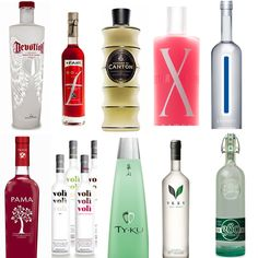 Healthy, Low-Cal, Eco-Friendly Alcohol Brands-I am SO excited to have this list!!! Whaaaaaa...?