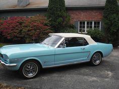 1966 Ford Mustang K-code Fastback 1966 Ford Mustang, Mustang Cars, Car Ford, Classic Mustang, Ebay Usa, Mustang Convertible, Black Exterior, Retro Cars
