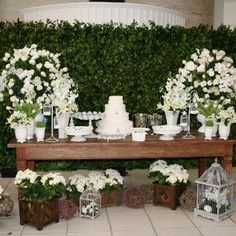 Ideas For Diy Wedding Buffet Decor Diy Wedding Buffet, Vintage Wedding Cake Table, Wedding Table, Wedding Cakes, Wedding Venue Decorations, Wedding Venues, Table Decorations, Decor Wedding, Trendy Wedding