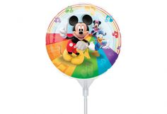 MYLAR 9'' FACILE A GONFLER - MICKEY MOUSE (3)