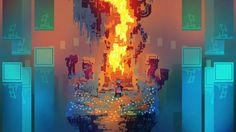 Hyper Light Drifter - Google Search
