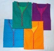 Cotton Bazaar is wholesalers and manufacturers dealing in different designs and styles cotton kurtis.