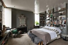 De antiguo almacén a increíble loft de diseño en Londres · From old warehouse to design loft