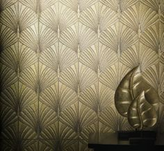 Tiled decorative wall
