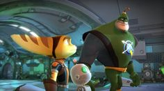 Ratchet & Clank: Full Frontal Assault PS3 -- Click the pic and view over 21,000 game trailers, Most in HD