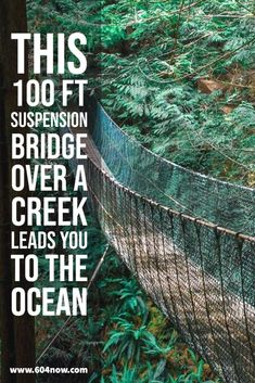 Columbia Road, British Columbia, Over The Bridge, Canadian Travel, Suspension Bridge, Go Outside, Pacific Northwest, Day Trip, Boating