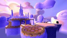 Spyro 3 - Cloud Spires