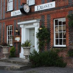 Lovely meal and evening at Drakes in Ripley, Surrey. First visit but definitely won't be the last.
