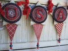 gypsy magpie 4th of july - Google Search